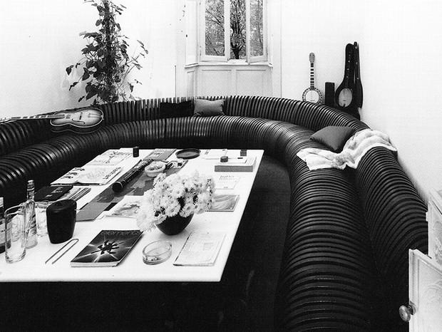 Cini Boeri morre aos 96 anos  (Foto: Reprodução)