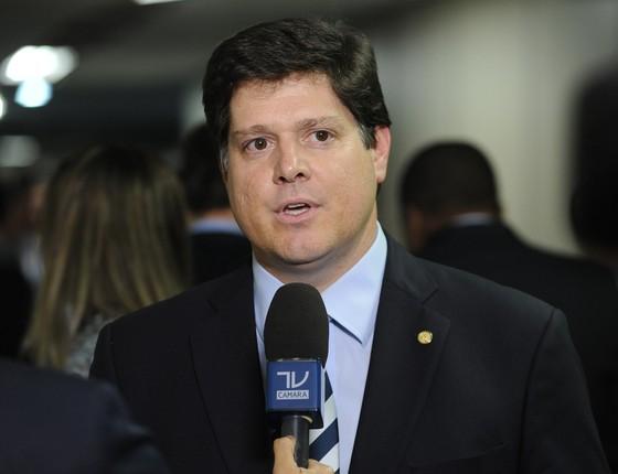 O deputado federal Baleia Rossi (MDB-SP) (Foto: Alex Ferreira / Câmara dos Deputados)