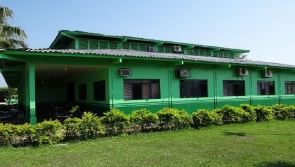 Prefeitura de Monte Negro — Foto: Prefeitura de Monte Negro/Reprodução
