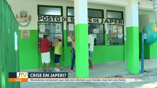 Após festa de aniversário que durou três dias, moradores de Japeri cobram investimentos em saúde e educação