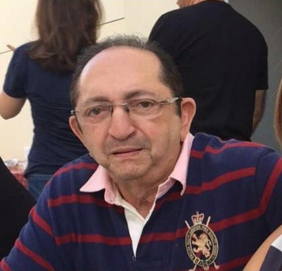José Gabriel estava internado desde o início deste mês em São Luís — Foto: Reprodução/TV Mirante