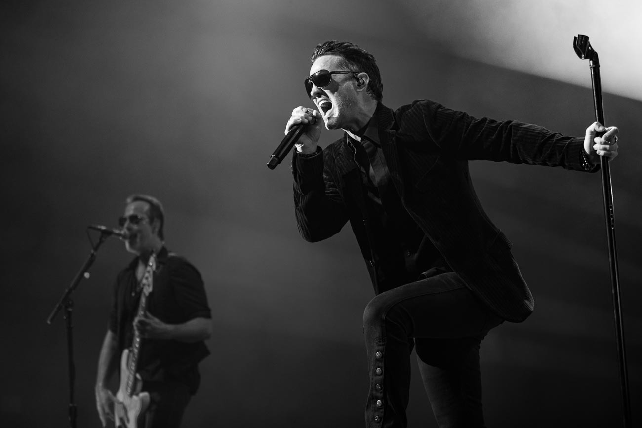 Stone Temple Pilots cancela turnê para vocalista se recuperar de hérnia de disco