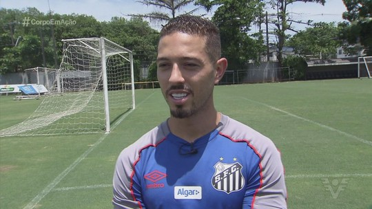 Antes do clássico contra o Palmeiras, Jean Mota fala sobre sua boa fase