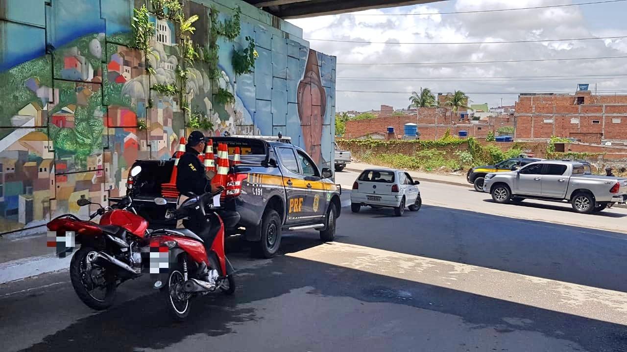 'Operação Aparecida' é realizada em rodovias federais do Agreste de Pernambuco - Notícias - Plantão Diário