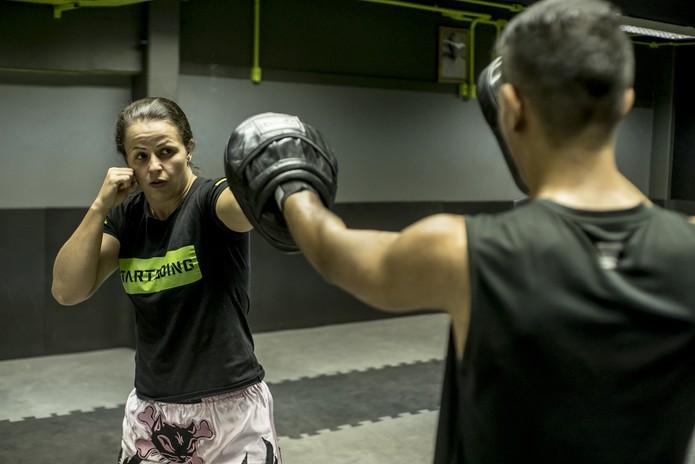 cb9a6e91b020b Conheça os benefícios do boxe e do muay thai para o corpo e a mente | start  doing | Globoesporte