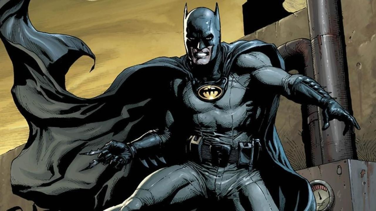 Batman (Foto: Divulgação / DC Comics)