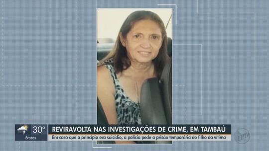 Polícia Civil de Tambaú investiga morte de idosa encontrada pendurada com corda no pescoço