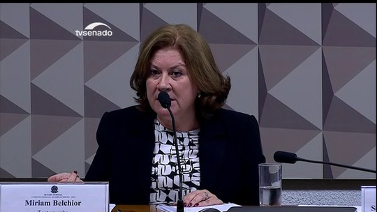 Miriam Belchior diz que os decretos não geram nenhum efeito na meta fiscal