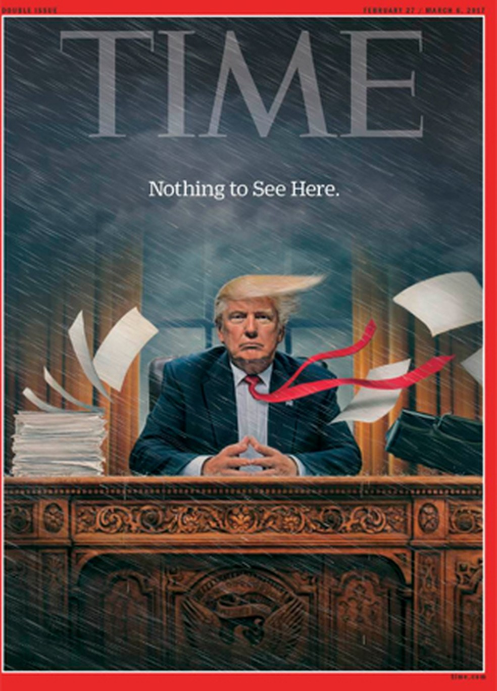 Image result for trump and caos