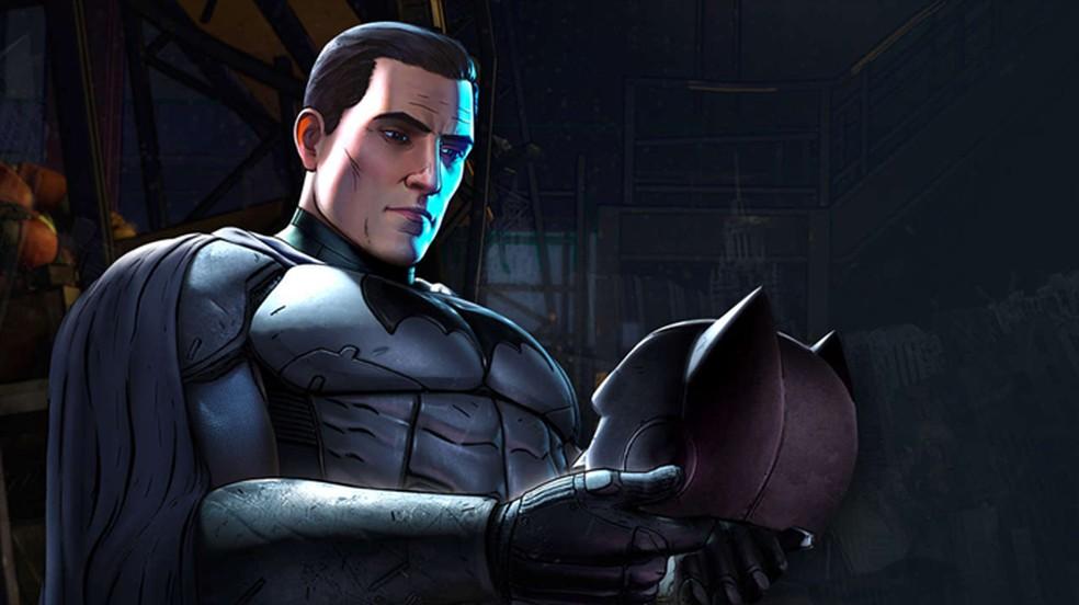 Batman: The Telltale Series se aprofunda também na vida de Bruce Wayne (Foto: Reprodução/Kotaku)