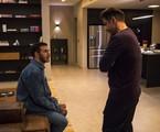 Antonio e Murilo Benício | Estevam Avellar/TV Globo