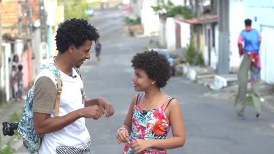 Grupo Ereotá promove atividades com comunidade de Itinga