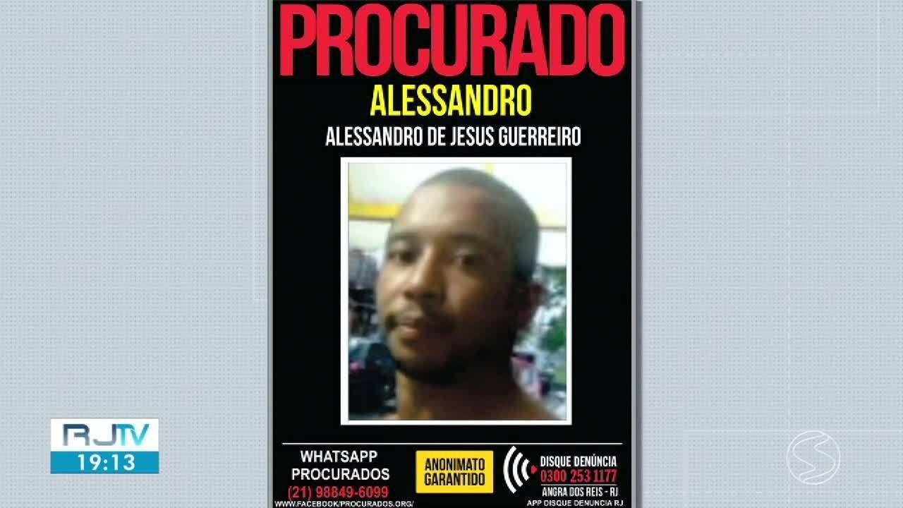 VÍDEOS: RJ2 TV Rio Sul de segunda-feira, 25 de maio