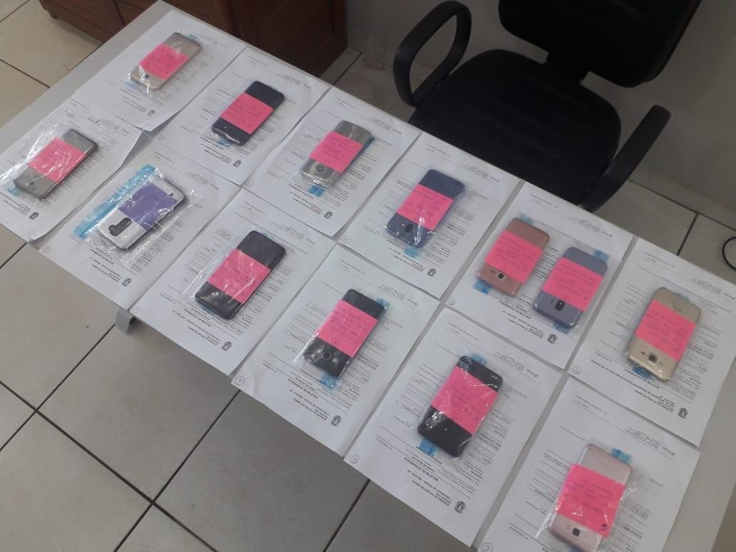 Em menos de dois meses, 32 celulares furtados em Macapá são recuperados - Notícias - Plantão Diário