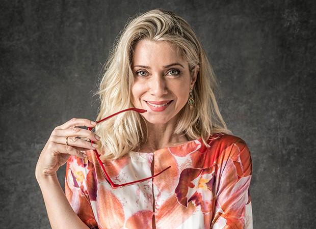 Marilda é a personagem de Letícia Spiller em O Sétimo Guadião (Foto: Globo/João Cotta)