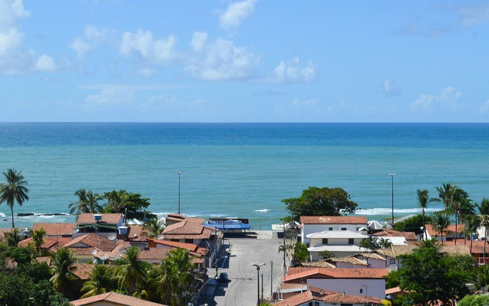 Santa Cruz Cabrália — Foto: Rodolfo Tiengo/G1