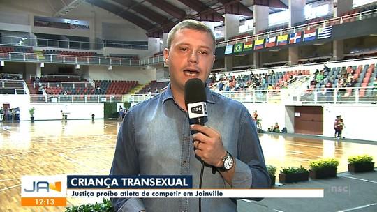Criança transsexual não vai participar de campeonato de patinação