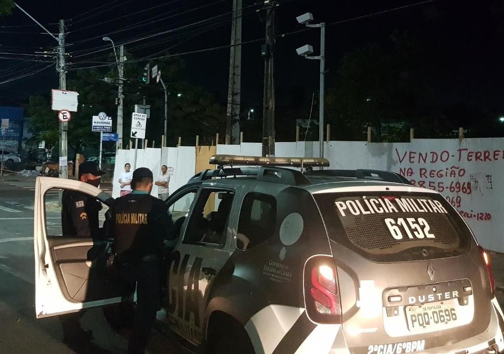 Testemunhas comentaram que a vítima vinha recebendo ameaças de morte nos últimos dias. — Foto: Rafaela Duarte/SVM