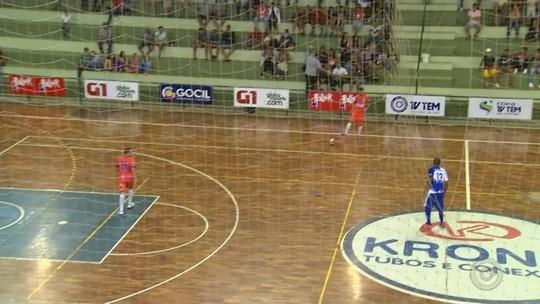 Bauru vence Botucatu na primeira partida da final da Copa TV TEM