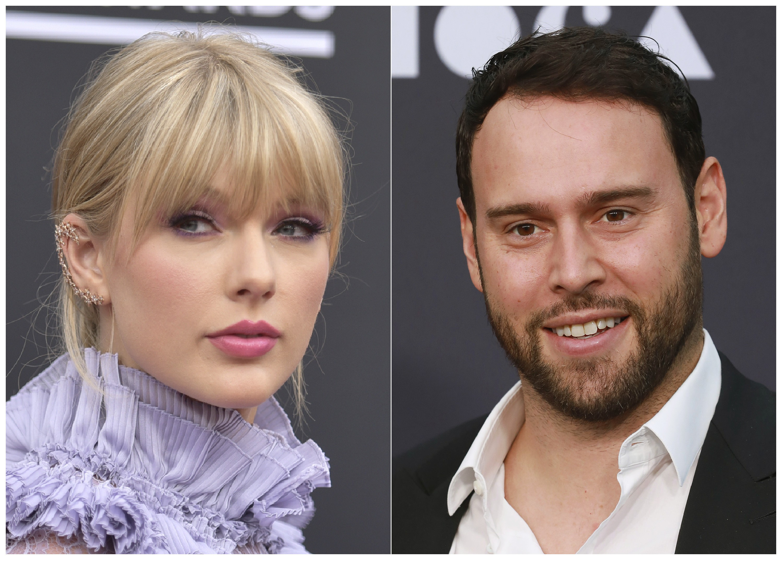 Taylor Swift planeja regravar músicas compradas por Scooter Braun - Notícias - Plantão Diário