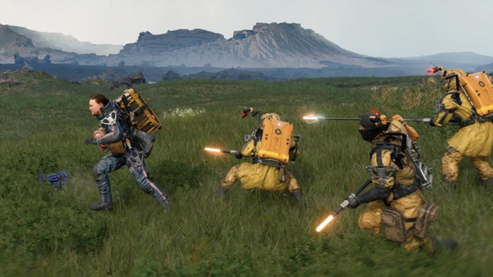 Death Stranding: o que esperar do jogo de Hideo Kojima para PS4 e ...