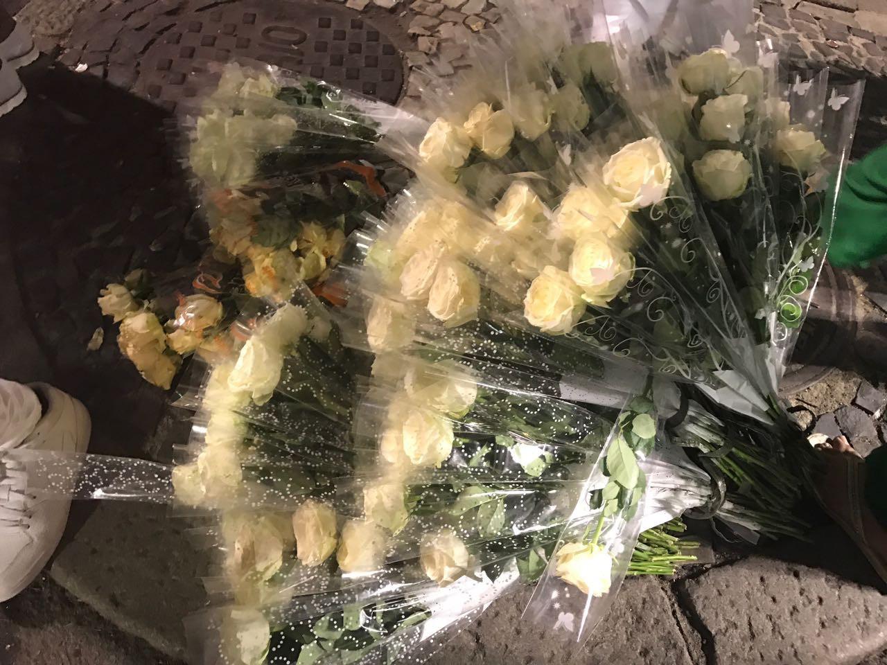 Mocidade vai distribuir 100 rosas em homenagem aos feridos em acidente com alegoria