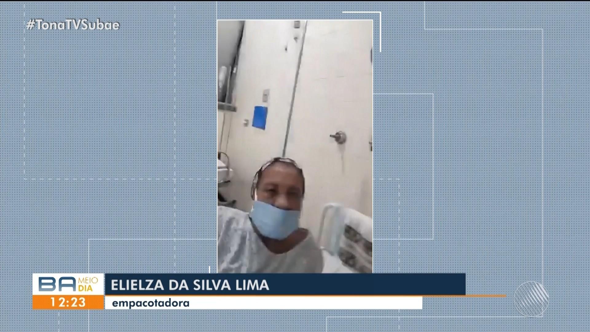 Família de idosa com doença neurológica rara faz apelo por cirurgia: 'Cada dia mais debilitada'