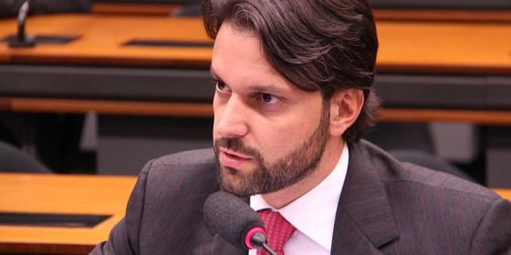 O ministro das Cidades, Alexandre Baldy (Foto: Flickr/Imprensa Alexandre Baldy)