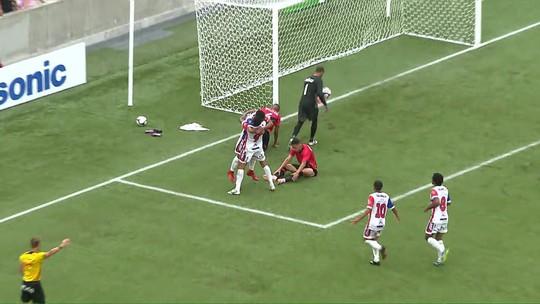 Veja os melhores momentos de Athletico 0 x 1 Cascavel, pela 1ª rodada do Paranaense