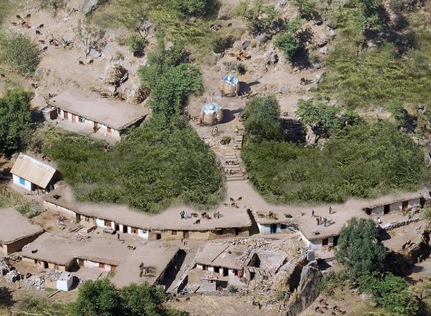 Banheiro que produz energia para lugares pobres (Foto: Spark Architects/ Reprodução)