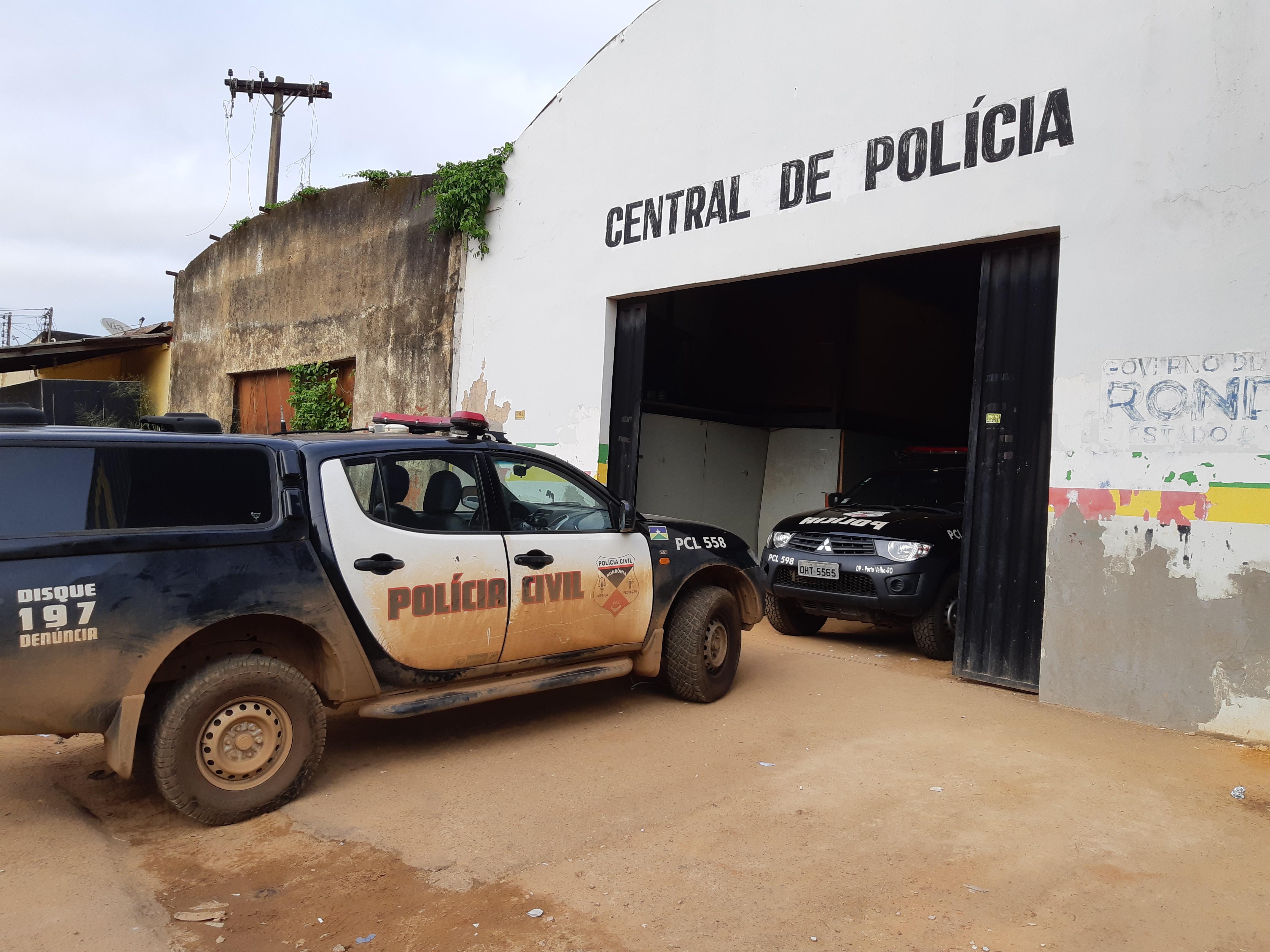 Mecânico é preso por receptação após comprar carro por R$ 1 mil em Porto Velho