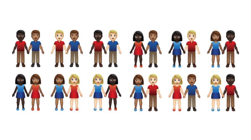 Casal inter-racial, ninja e mais: conheça os candidatos a