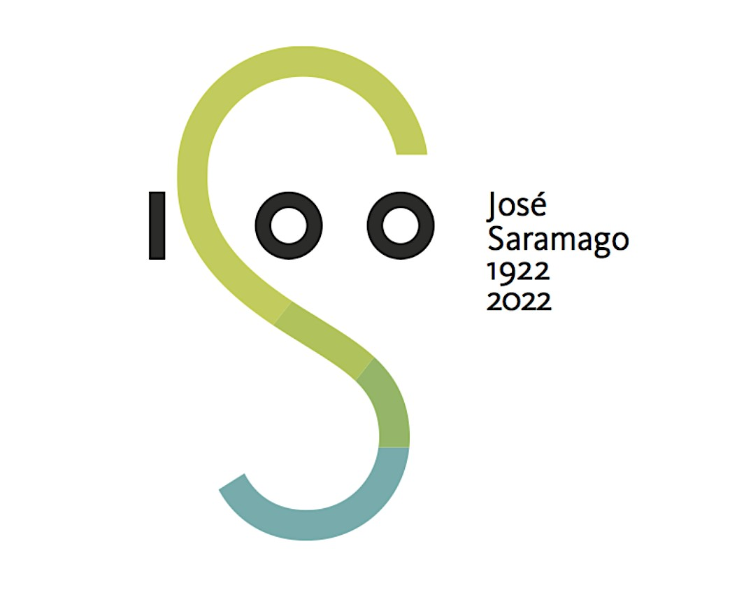 Logo 100 Anos Saramago