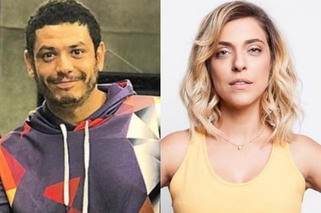 Rafael Queiroga e Julia Rabello (Foto: Reprodução)