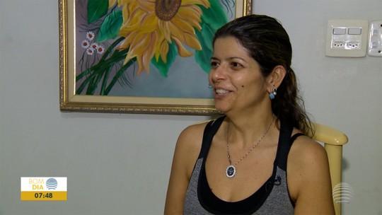 Após recuperar peso perdido em bariátrica, microempresária muda a cabeça e obtém vida saudável