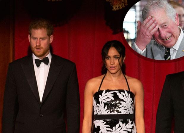 Príncipe Charles deixa escapar possíveis nomes para bebê de Príncipe Harry e Meghan Markle (Foto: Getty Images)