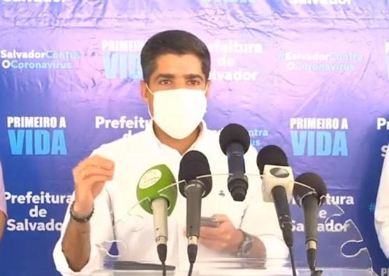 Covid-19: prefeitura mantém restrições nos bairros de Águas Claras, Santa Cruz e Nordeste de Amaralina