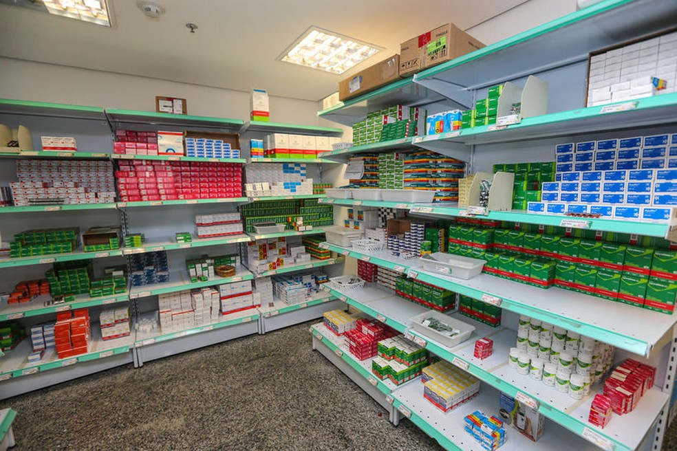 Associação dos medicamentos hidroxicloroquina e azitromicina passa a ser liberada em tratamento do covid-19 na Bahia — Foto: Agência Estadual de Notícias/Divulgação