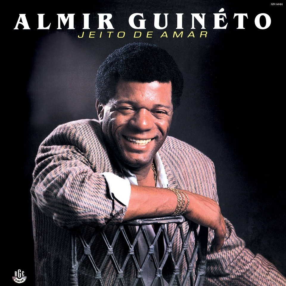 Disco raro de Almir Guineto, do fim da fase áurea do artista, volta ao catálogo em CD - Notícias - Plantão Diário