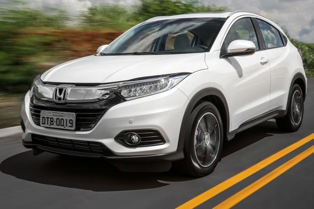 Honda HR-V Touring (Foto: Divulgação)