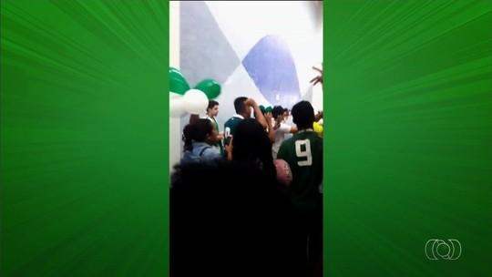 Com apoio, Goiás embarca para decisão contra o Oeste