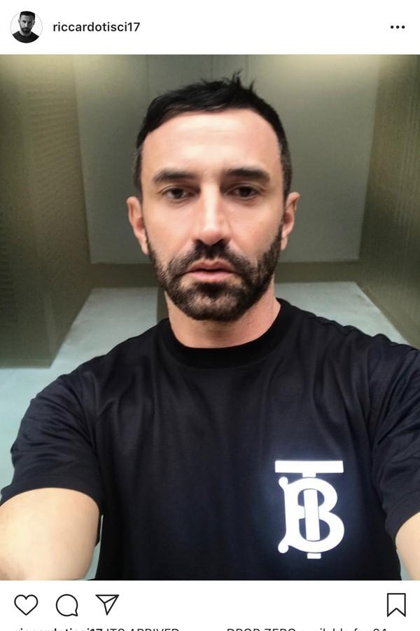 Ricardo Tisci (Foto: Divulgação)