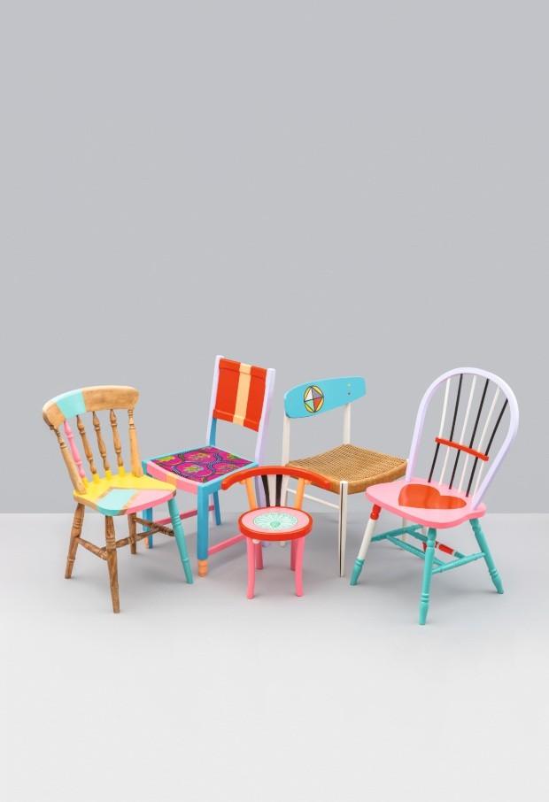 Quando a cor faz a diferença: móveis, objetos e projetos vibrantes (Foto: Dan Weill)