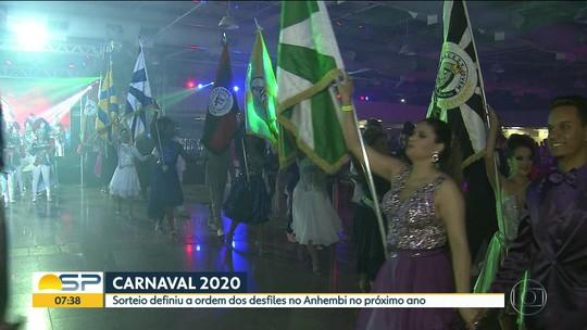 Carnaval 2020 em SP: veja a ordem dos desfiles, samba-enredo e novidades de cada escola do Grupo Especial