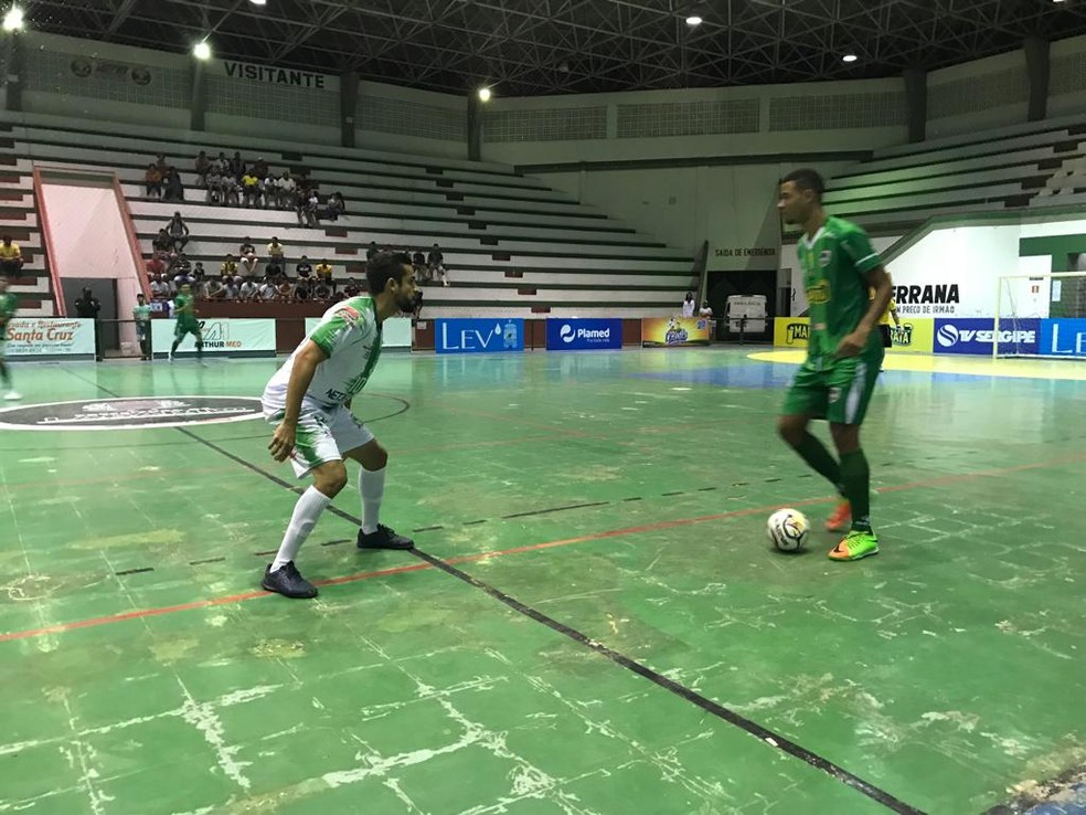 Copa TV Sergipe 2018: restam ainda três vagas para o mata-mata. Quem leva? — Foto: Thiago Barbosa