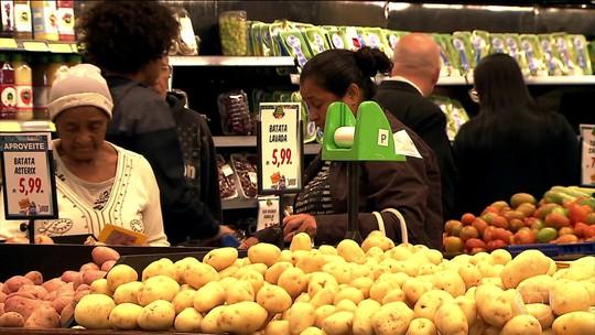 Inflação acelera para 0,75% em março