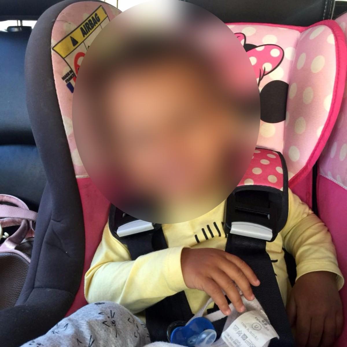 Por telefone, mãe recebe ajuda da PM e salva bebê afogada em piscina, em Hortolândia