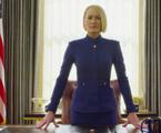 Robin Wright no teaser da nova temporada de 'House of Cards' | Reprodução