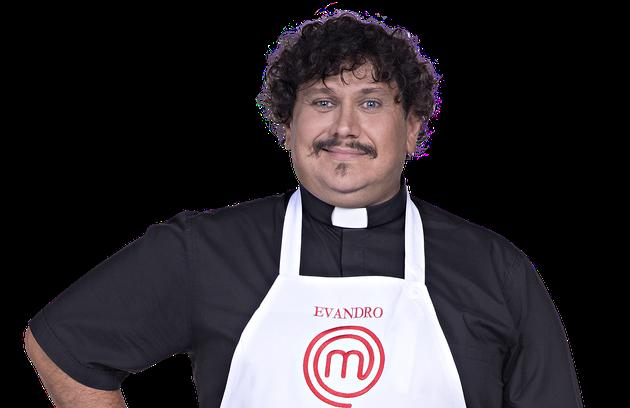 Evandro, de 40 anos, de Tietê (SP), é padre e atua na maior igreja de Sorocaba, no interior do estado (Foto: Divulgação)