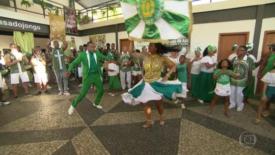 Sete escolas fazem neste domingo a primeira noite de desfiles do Grupo Especial no carnaval do Rio